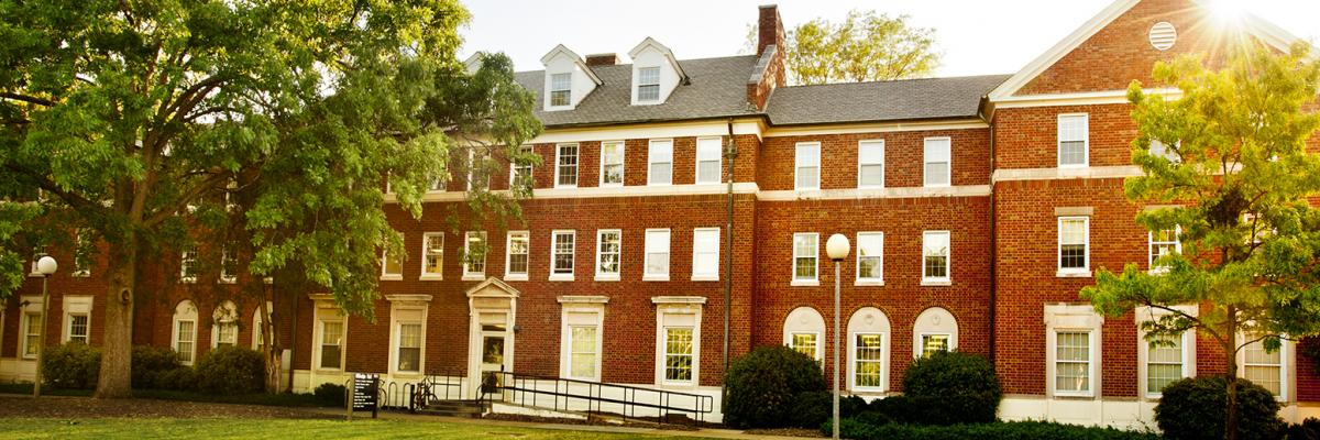 Photo of Milledge Hall